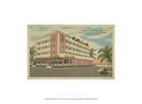 Miami Beach VI Posters