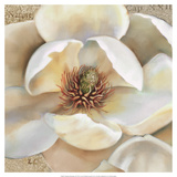 Magnolia Masterpiece II Print by Louise Montillio