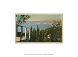 The Cote d'Azur II Prints