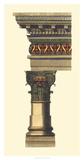 Column & Cornice I Giclee Print
