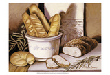Bread Study Prints by Theresa Kasun