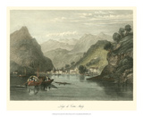 Lago di Como, Italy Giclee Print by William Leighton Leitch