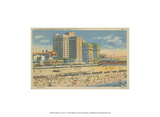 Atlantic City, NJ- V Print