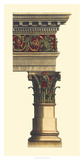 Column & Cornice II Prints