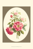 Antique Bouquet I Print by Sydenham Teast Edwards