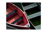 Wooden Rowboats VIII Prints by Rachel Perry