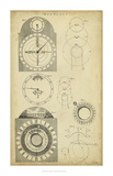 Clockworks I Poster by  Chambers