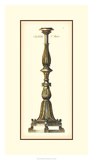 Antique Candlestick II Posters