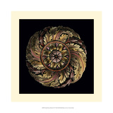 Small Classic Rosette IV Giclee Print