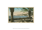 The Cote d'Azur VI Prints