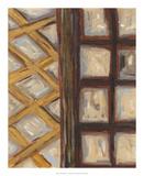 Textured Windows I Prints by Karen Deans