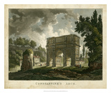 Constantine&#39;s Arch Prints by Merigot 