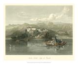 Isola Lecchi, Lago di Guarda, Italy Giclee Print by William Leighton Leitch