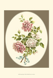 Antique Bouquet V Posters by Sydenham Teast Edwards