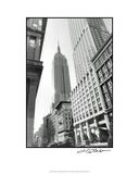 Empire State Building III Premium Giclee Print by Laura Denardo