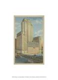 Chicago- Civic Opera Building Prints
