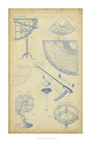 Vintage Astronomy I Prints by  Chambers