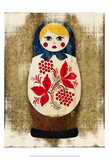 Nesting Dolls II Art