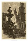 Market Square I Prints by Pfaff-Bader