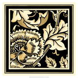 Neutral Floral Motif III Posters