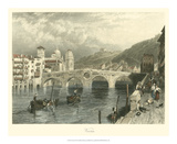 Verona Prints by Myles Birket Foster