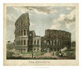 The Coliseum Prints by Merigot