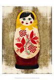 Nesting Dolls I Posters