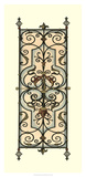 Printed Wrought Iron Panels II Prints