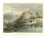 Fortress on the Rhine Giclee Print by William Leighton Leitch