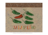 Jalapeno Prints by Theresa Kasun