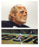 Terry Bradshaw Limited Edition by Merv Corning