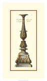 Antique Candlestick IV Posters
