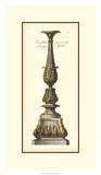 Antique Candlestick IV Giclee Print
