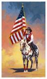 All American Prints by Julie Chapman