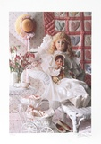 Doll Room Collectable Print by Harvey Edwards