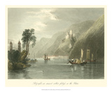 On the Rhine Prints by William Henry Bartlett