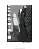 Chrysler Building Premium Giclee Print by Laura Denardo