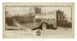 View of Bildewas-Abbey Giclee Print by  Buck