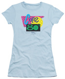 Juniors: Back to the Future - Caf&#233; 80&#39;s T-Shirt