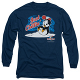 Long Sleeve: Chilly Willy - Just Chillin' T-shirts