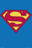 Superman-Logo Posters