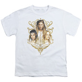 Youth: Lord of the Rings - Women of Middle Earth Shirt