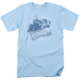 Back to the Future - Time Train Shirts