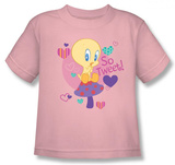 Toddler: Baby Tweety - So Tweet Shirts