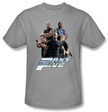 Fast Five - The Fast Five T-Shirt