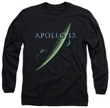 Long Sleeve: Apollo 13 - Apollo 13 Poster T-Shirt