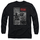 Long Sleeve: Psycho - Shower Scene T-shirts