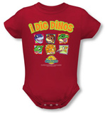 Infant: Land Before Time - I Dig Dinos T-shirts