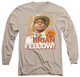 Long Sleeve: Saturday Night Live - Brian Fellow T-Shirt