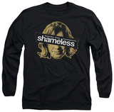 Long Sleeve: Shameless - Frank Cover Up T-Shirt